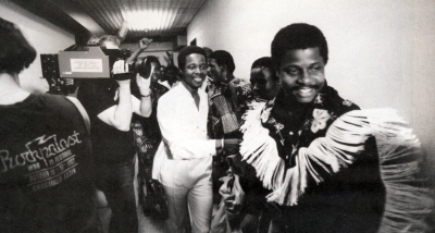 King Sunny Ade Foto WDR/Manfred Becker