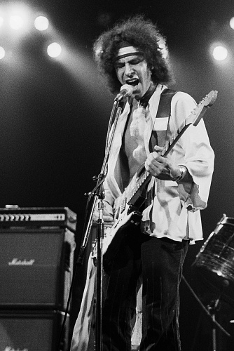 Randy California Foto WDR/Manfred Becker