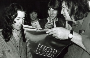 Rory Gallagher and Peter Ruechel Foto WDR/Manfred Becker