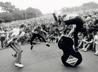 Stray Cats Foto WDR/Manfred Becker