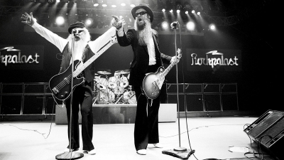ZZ TOP Foto WDR/Manfred Becker